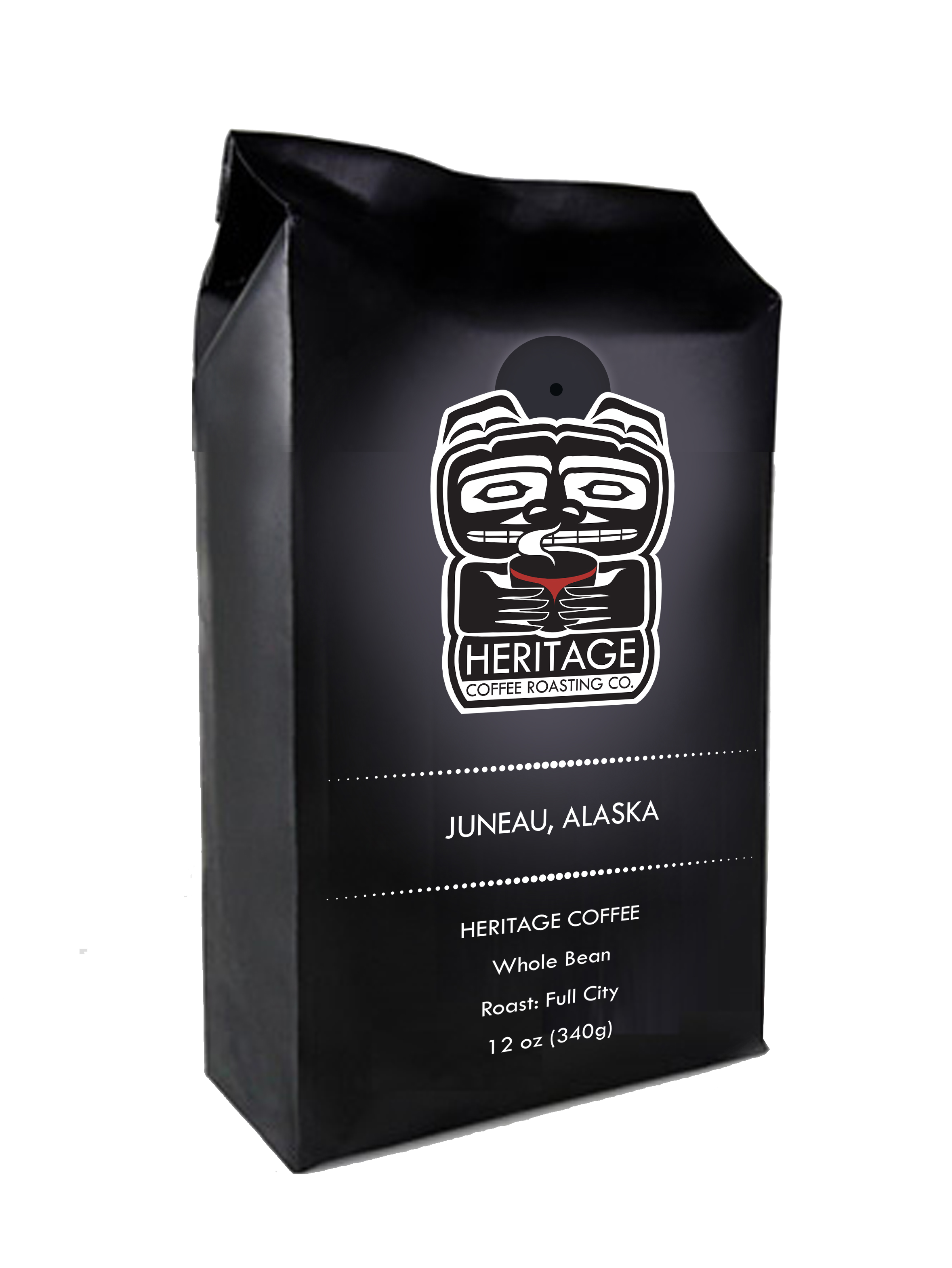 Organic French Roast Heritage Coffee