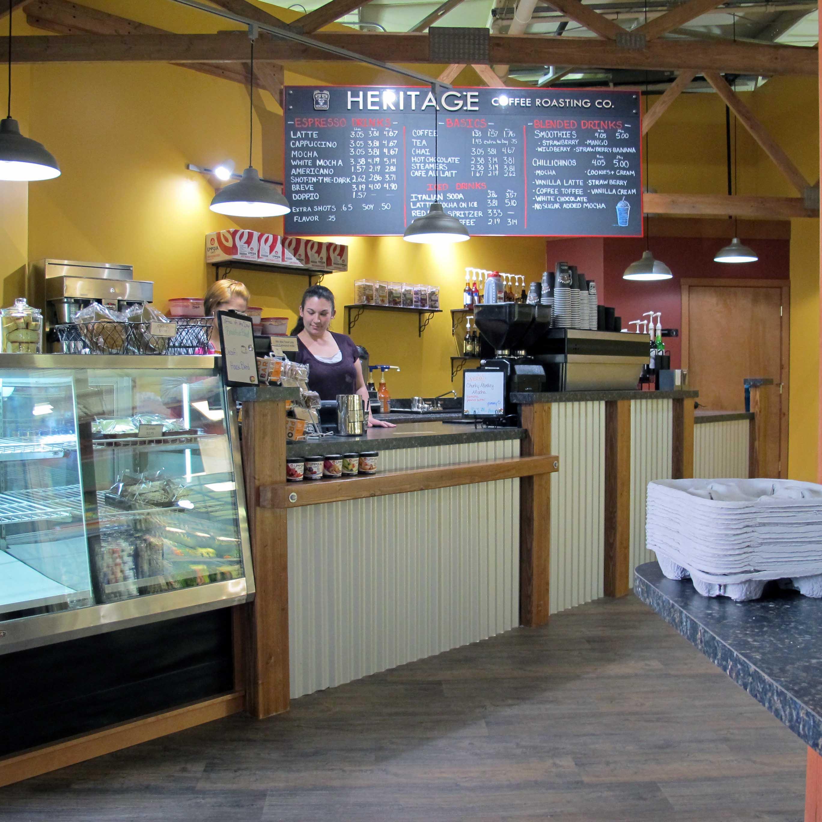 IGA cafe