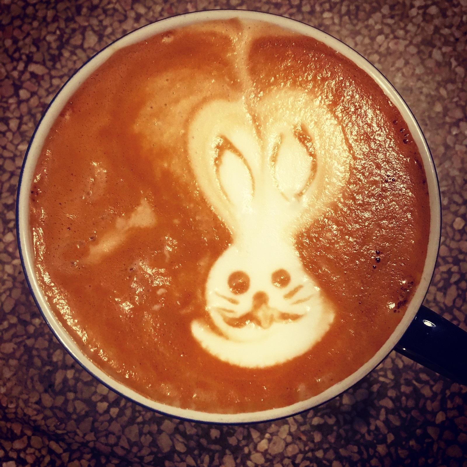 Easter Latte